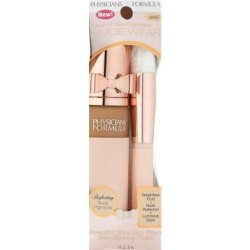 Physicians formula nude wear glowing  foundation, light - 2 ea