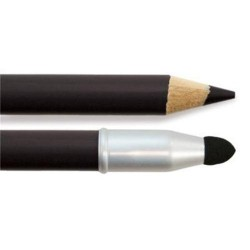 Prestige cosmetics smudge soft eye liner, jet black - 2 ea