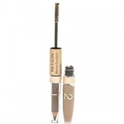 Revlon brow fantasy pencil and gel, dark blonde - 2 ea