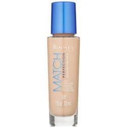 Rimmel match perfection match perfection liquid foundation, sand - 2 ea