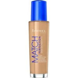 Rimmel match perfection foundation, nude - 2 ea
