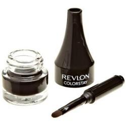 Revlon colorstay creme gel eye liner, black - 2 ea