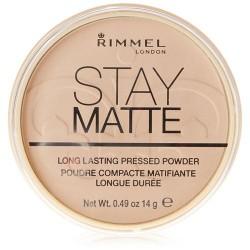 Rimmel stay matte pressed powder, sandstorm - 2 ea