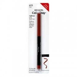 Revlon Colorstay Lipliner With SoftFlex, Rose  - 2 ea