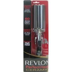 Revlon perfect heat 3 barrel waver - 1 ea