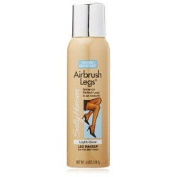 Sally hansen airbrush legs leg makeup, light glow - 2 ea