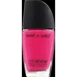 Wet n wild wild shine nail color lavendar creme - 3 ea