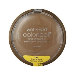 Wet n wild color icon collection bronzer, ticket to brazil - 3 ea