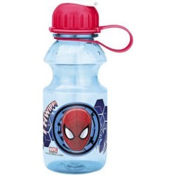 Zak designs marvel spiderman classic tritan bottle  - 3 ea