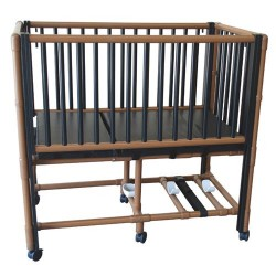MJM international Pediatric Crib Bed, WT985- 1 ea
