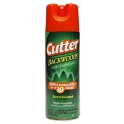 Cutter backwoods insect repellent aerosol 25% deet - 6 oz