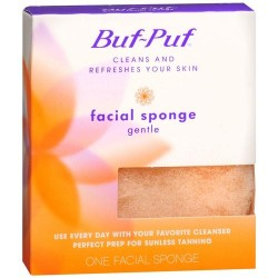 Buf-puf gentle facial sponge - 1 ea