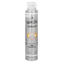 Got2B rockin it 4ever stylestay encore fresh dry hair shampoo - 4.3 oz