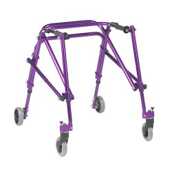 Drive Medical Nimbo 2G Lightweight Posterior Walker, Medium, Wizard Purple - 1 ea
