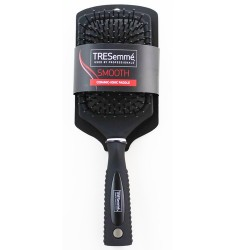 Tresemme smooth ceramic ionic paddle hair brush - 3 ea