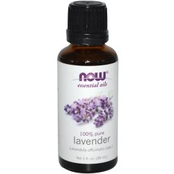 Now Foods essential oils, lavender - 1 oz