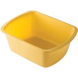 Wash basin disposable gold - 1 ea