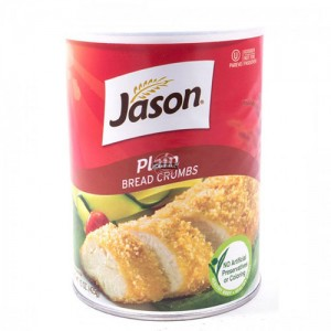 Jason plain bread crumbs bread - 15 oz