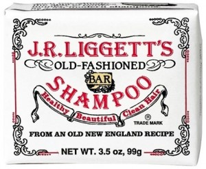 JR liggetts old fashioned shampoo bar - 3.5 oz