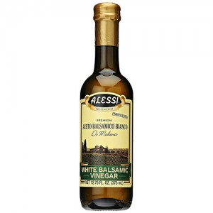 Alessi regular white balsamic vinegar - 12.75 oz