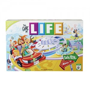 The Game of Life By Milton Bradley, 1 ea