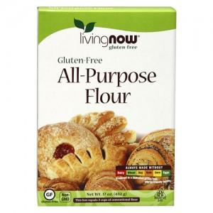 Now Foods all-purpose flour gluten-free - 17 oz