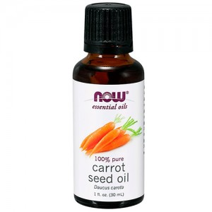 Now foods essential carrot seed oil - 1 oz