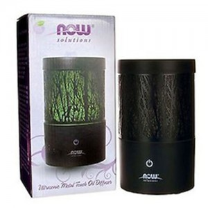 Now foods metal touch ultrasonic oil diffuser - 1 ea