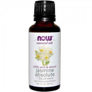 Now foods essential jasmine absolute oil - 1 oz