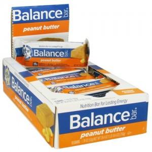 Balance nutrition energy bar original peanut butter -1.76 oz
