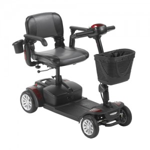 Drive Medical Spitfire EX2 4-Wheel Travel Scooter