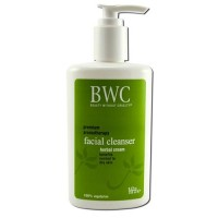 Beauty without cruelty herbal cream facial cleanser  - 8.5 oz