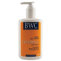BWC Vitamin C with CoQ10 hand and body lotion - 8.5 oz