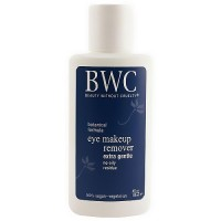 BWC extra gentle eye make up remover, No oily residue, 4 oz