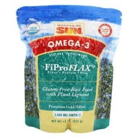Health from the sun fiproflax organic - 15 oz.