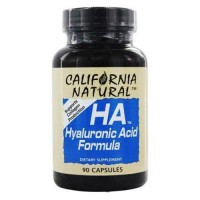 California natural  ha hyaluroniccid formula capsules - 90 ea