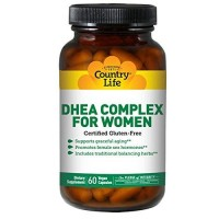 Country life dhea complex for women  - 60 ea