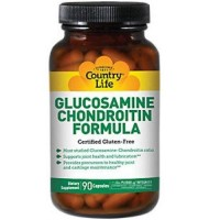 Country Life Glucosamine Chondroitin - 90 vcaps