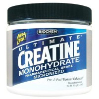 Biochem creatine monohydrate  - 11.4 oz