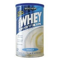 Biochem 100% whey prot,vanilla  - 15.1 oz
