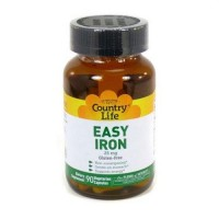 Easy iron by country life capsules - 90 ea