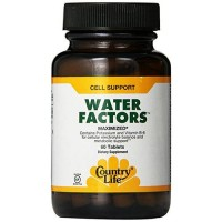 Country Life Water Factors Cell Support, Maximized Rapid Release Tablets - 60 ea