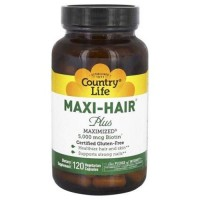 Country life maxihair plus - 120 ea