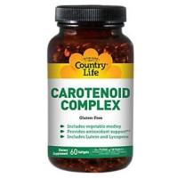 Country Life Carotenoid Complex - 60 ea