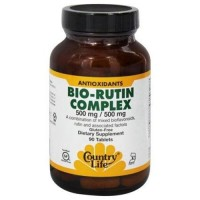 Country life  biorutin complex vegetarian tablets - 90 ea