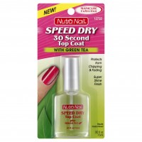 Nutra nail speed dry 30 second top coat 0.5 oz