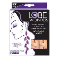 Lobe wonder support patches for earrings - 6 oz