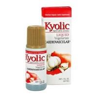Wakunaga kyolic  aged  garlic extract liquied vegetarian cardiovascular  - 2 oz