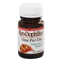 Wakunaga kyolic kyo dophilus one per day (heat stable probiotic) - 30 ea