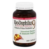 Kyolic kyodophilus 9 capsules - 180 ea